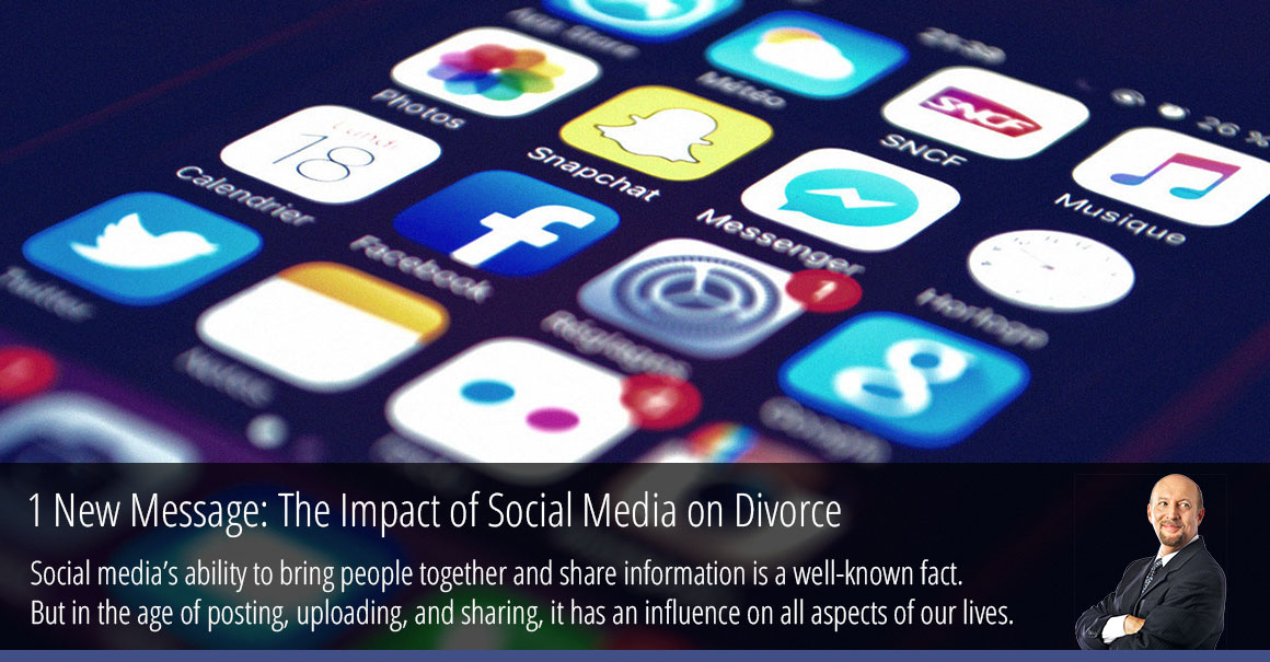 1 New Message: The Impact of Social Media on Divorce